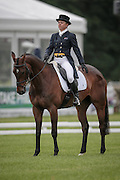 HUNTER VALLEY II ridden by Sammi Birch (Australia) at Bramham International Horse Trials 2016 at Bramham Park, Bramham, United Kingdom on 9 June 2016. Photo by Mark P Doherty.