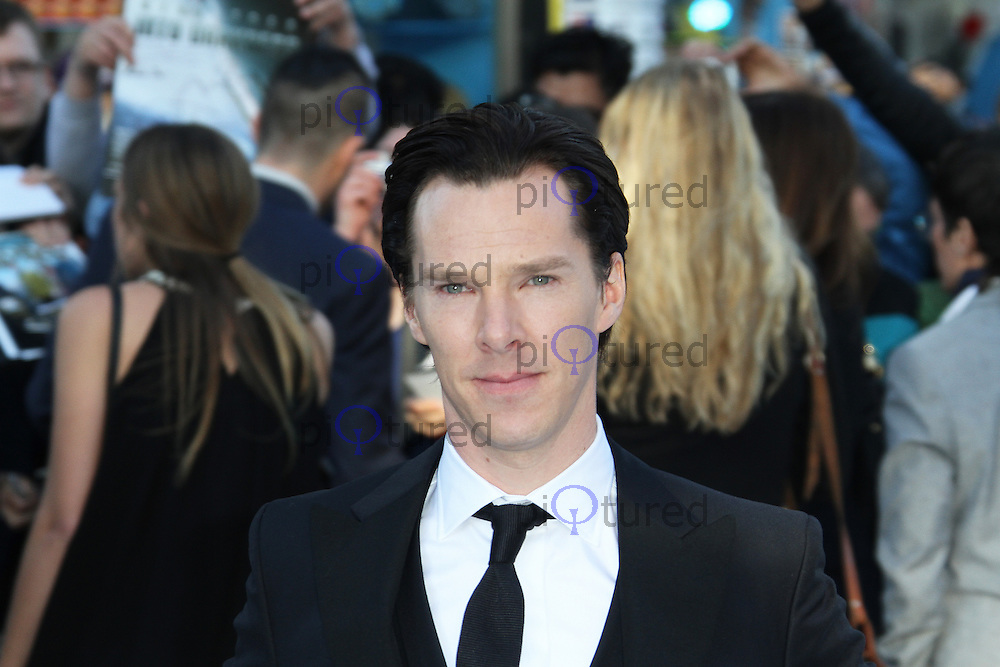 Benedict Cumberbatch, Star Trek Into Darkness London Film Premiere, Empire Cinema Leicester Square, London UK, 02 May 2013, (Photo by Richard Goldschmidt)