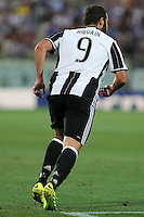 Modena - 13.08.2016 - Juventus-Espanyol  - Nella foto: Gonzalo Higuain - Juventus   -