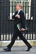 © Licensed to London News Pictures. 07/05/2013. Wesminster, UK Jo Johnson MP for Orpington. Ministers on Downing Street on Tuesday 7th May 2013. Photo credit : Stephen Simpson/LNP
