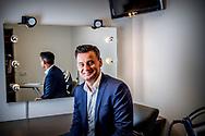 AMSTERDAM - Niels van Baarlen, , Wilfred Genee en Rick Romijn Radio: start nieuwe middagshow Veronica Inside talpa john de mol   ROBIN UTRECHT