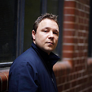 UK. London. Stephen Graham actor who stars in a forth coming film called This is England. Photographed for The Times T2.....photo Mark Chilvers/Insight-Visual
