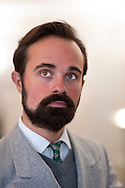 Evgeny Lebedev, son of Alexander Lebedev and senior executive director at London's Evening Standard newspaper, for which his father Alexander paid £1 for a 75pc stake in February 2010.