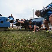 20170131 Rugby : Allenamento nazionale italiana