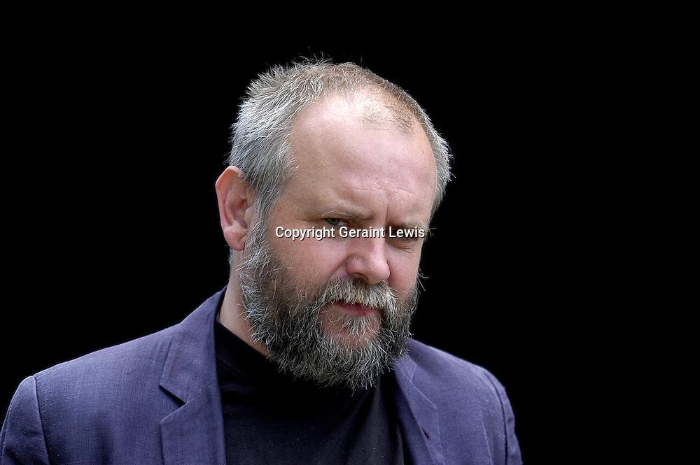Patrick McCabe novelist of The Butcher's Boy CREDIT Geraint Lewis