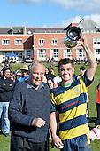 20130824 Premier 2 Murray Jensen Cup Final - Wairarapa College v Hutt Valley  High School