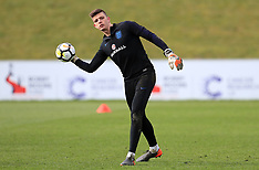 England Training Camp - 20 March 2018