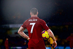 WOLVERHAMPTON, ENGLAND - Friday, December 21, 2018: Liverpool's James Milner during the FA Premier League match between Wolverhampton Wanderers FC and Liverpool FC at Molineux Stadium. (Pic by David Rawcliffe/Propaganda)