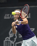 Barbara Haas (AUT) during the WTA Generali Ladies Open at TipsArena, Linz<br /> Picture by EXPA Pictures/Focus Images Ltd 07814482222<br /> 11/10/2016<br /> *** UK & IRELAND ONLY ***<br /> <br /> EXPA-REI-161011-5019.jpg