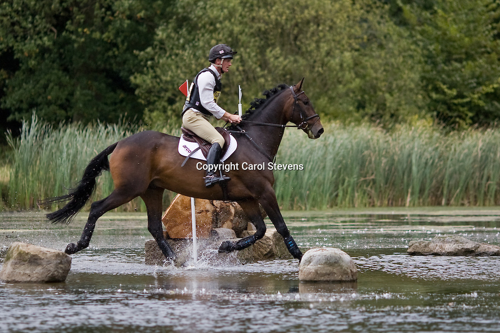 Allerton Park Horse Trials 2010 Cross Country