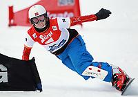 GEPA-09011181061 - BAD GASTEIN,AUSTRIA,09.JAN.11 - SNOWBOARD - FIS Weltcup, Parallel-Slalom, Damen. Bild zeigt Hilde Katrine Engeli (NOR). Foto: GEPA pictures/ Christian Walgram