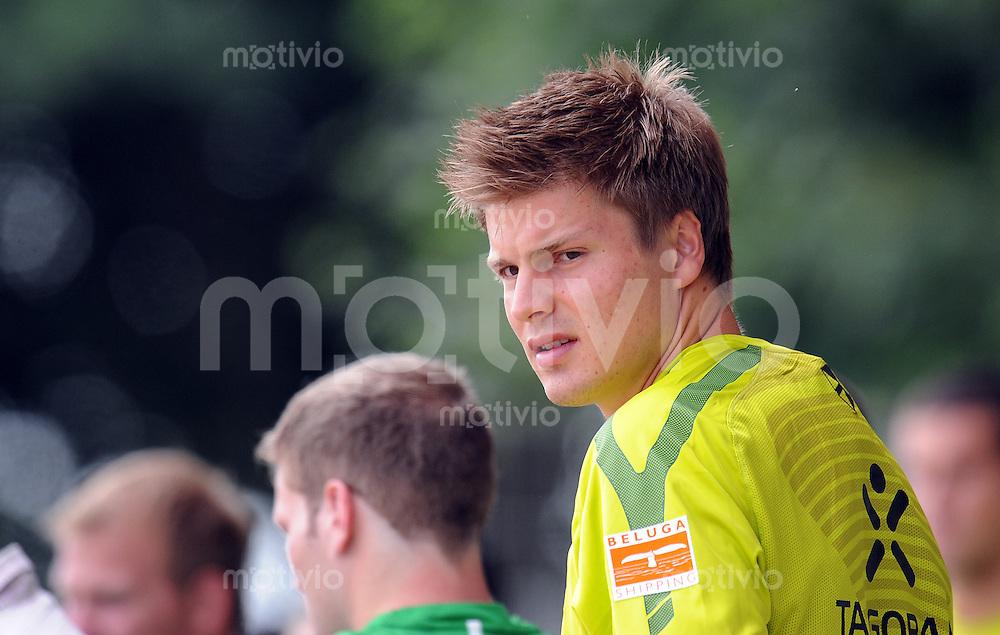 FUSSBALL  1. BUNDESLIGA   SAISON 2010/2011   Trainingsauftakt und Laktattest SV Werder Bremen 05.07.2010 Sebastian PROEDL