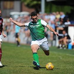 Linlithgow Rose v Hibs, Pre-season, 30 June 2018