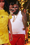 NEW YORK, NY- FEBRUARY 27: Recording Artist Rick Ross performs at the 2013 BET Rip the Runway-Inside held at the Hammerstein Ballroom on February 26, 2013 in New York City. The annual music meets fashion show showcases new and upcoming Fashion Designers.(Terrence Jennings)