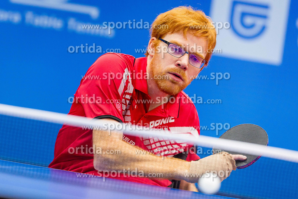 KELLER Sylvio during day 2 of 15th EPINT tournament - European Table Tennis Championships for the Disabled 2017, at Arena Tri Lilije, Lasko, Slovenia, on September 29, 2017. Photo by Ziga Zupan / Sportida