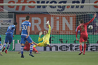 *Terell Ondaan* of PEC Zwolle scores the first goal to make it 1-0