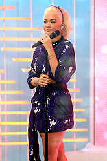 Rita Ora performs on 'The Today Show' - 26 March 2019