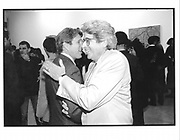 Jason McCoy. Jay Kriegel. NY. 1995 (approx)© Copyright Photograph by Dafydd Jones 66 Stockwell Park Rd. London SW9 0DA Tel 020 7733 0108 www.dafjones.com