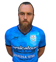 Roderic Filippi during photocall of Tours FC for new season of Ligue 2 on October 9th 2016<br /> Photo : Fct / Icon Sport