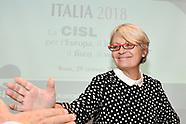 20180129 - Cisl le proposte 2018 per forze politiche e sociali