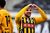 BK Häcken v Kalmar FF 1 april Allsvenskan