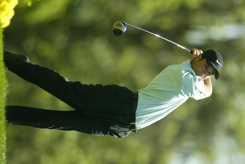 2003 Shell Houston Open..Third Round..April 26, 2003..Redstone Golf Club, Houston TX..Photograph by Darren Carroll