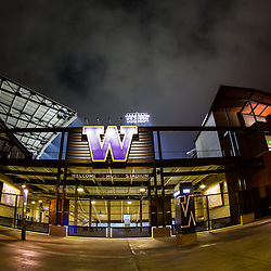 SEATTLE, WASHINGTON - NOVEMBER 29: Husky Stadium in Seattle, WA. (Photo by Christopher Mast/RealDawg.com/247Sports)