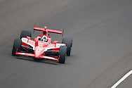 24 May 2009:10 Dario Franchitti at Indianapolis 500. Indianapolis Motor Speedway Indianapolis, Indiana.