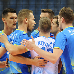 20170824: POL, Volleyball - CEV Volleyball European Championship, Spain vs Slovenia