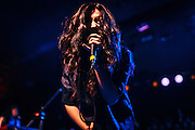 Alex Winston performs at the Showbox Market on June 6, 2015.