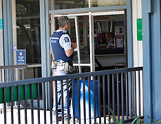 Blenheim-Man rams van into WINZ office and sets on fire