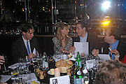 Clemmie Hambro. Conservative fund raising dinner hosted  by Marco Pierre White and Franki Dettori at  Frankie's. Knightsbridge. 17 January 2004. ONE TIME USE ONLY - DO NOT ARCHIVE  © Copyright Photograph by Dafydd Jones 66 Stockwell Park Rd. London SW9 0DA Tel 020 7733 0108 www.dafjones.com