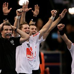 20090613: Handball - German vs Slovenian Men National Team
