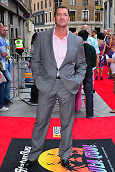 Bula Quo UK film premiere.  <br /> Craig Fairbrass attends premiere of Status Quo action film featuring 12 of the rock band's classic tracks. Directed by former stunt co-ordinator Stuart St Paul, starring Jon Lovitz, Craig Fairbrass, Laura Aikman and the band members themselves. Released July 5. Odeon West End, London, United Kingdom.<br /> Monday, 1st July 2013<br /> Picture by Nils Jorgensen / i-Images