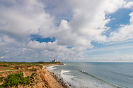 Montauk Point Light, Montauk Point State Park , Lighthouse located on easternmost point of Long Island, Montuak, NY,  Town of East Hampton, New York,