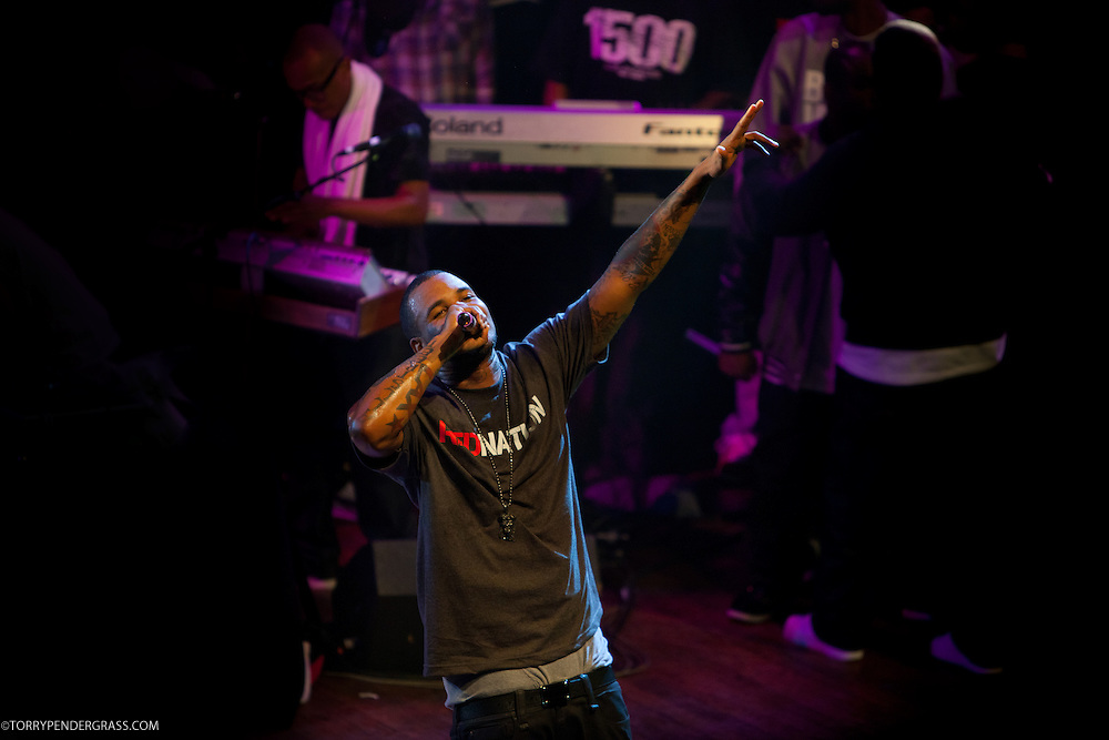 """GAME performs on March 11, 2011 at the House of Blues Sunset  Strip in Los Angeles, CA"""