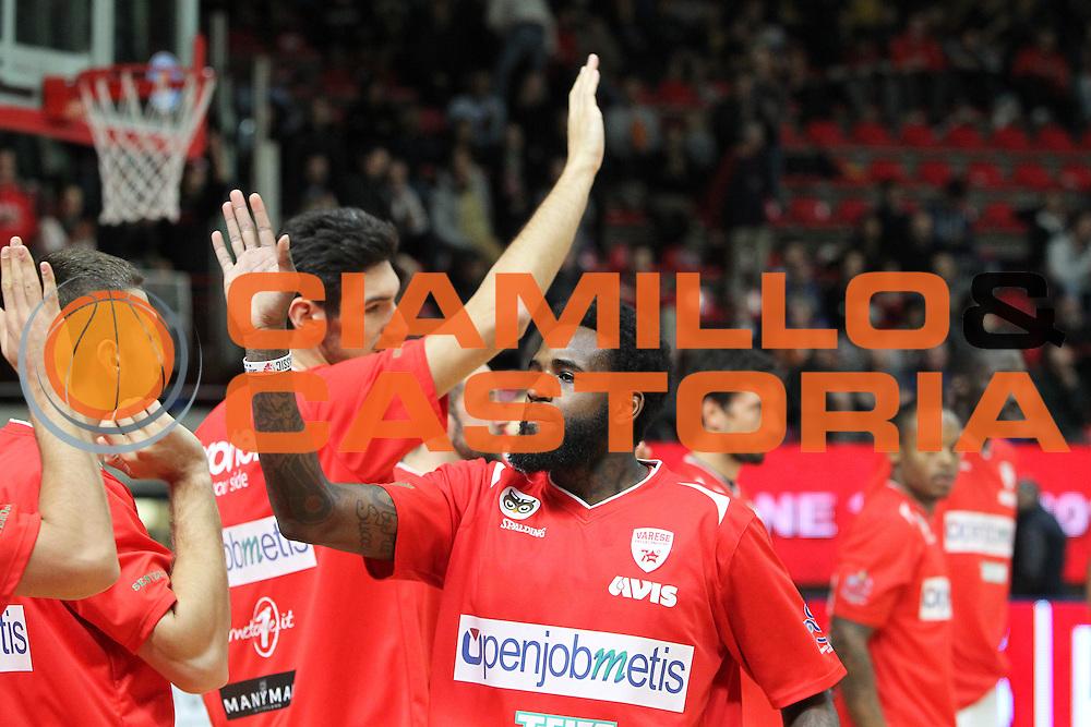 DESCRIZIONE: Varese Lega A 2015/16 <br /> Openjobmetis Varese vs Obiettivo Lavoro Bologna<br /> GIOCATORE: Ramon Galloway<br /> CATEGORIA: pregame<br /> SQUADRA: <br /> EVENTO: Campionato Lega A 2015-2016<br /> GARA: Openjobmetis Varese Obiettivo Lavoro Bologna<br /> DATA: 22/11/2015<br /> SPORT: Pallacanestro<br /> AUTORE: Agenzia Ciamillo-Castoria/A. Ossola<br /> Galleria: Lega Basket A 2015-2016<br /> Fotonotizia: Varese Lega A 2015-16 <br /> Openjobmetis Varese Obiettivo Lavoro Bologna