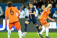 Aurelie Kaci - 28.03.2015 - Paris Saint Germain / Glasgow City FC - 1/4Finale retour Champions League<br /> Photo : Andre Ferreira / Icon Sport