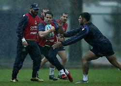 November 20, 2018 - Rome, Italy - Rugby Italy training - Cattolica Test Match.Luca Morisi at Giulio Onesti Sport Center in Rome, Italy on November 20, 2018. (Credit Image: © Matteo Ciambelli/NurPhoto via ZUMA Press)