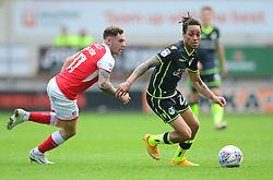 Kyle Bennett of Bristol Rovers - Mandatory by-line: Alex James/JMP - 21/04/2018 - FOOTBALL - Aesseal New York Stadium - Rotherham, England - Rotherham United v Bristol Rovers - Sky Bet League One