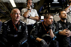 October 22, 2017 - Austin, United States of America - Motorsports: FIA Formula One World Championship 2017, Grand Prix of United States, ..mechanic of Mercedes AMG Petronas F1 Team  (Credit Image: © Hoch Zwei via ZUMA Wire)