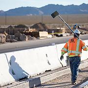 Highway Work along I-15