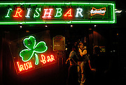 Irish bar on Macau's Taipa island
