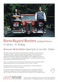 Roma Beyond Borders Exhibition Publicity