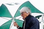 October 23-25, 2015: United States GP 2015: Bernie Ecclestone