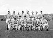 25th September 1955 All Ireland Football Final minors Dublin v Tipperary Dublin Minor team. All Ireland Finalists..Dublin 4-04.Tipperary 2-07.25.09.1955. 09.25.1955, 25th September 1955
