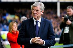 Crystal Palace manager Roy Hodgson  - Mandatory by-line: Robbie Stephenson/JMP - 21/10/2018 - FOOTBALL - Goodison Park - Liverpool, England - Everton v Crystal Palace - Premier League