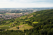 Blick auf Bergstraße, Bensheim, Bergstraße, Hessen, Deutschland | looking out over Bergstrasse, Bensheim, Bergstrasse, Hesse, Germany