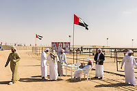 Camel Beauty Contest during the Al Dhafra Festival near Abu Dhabi.
