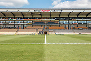 General view of the stadium before the EFL Sky Bet League 1 match between Port Vale and Bolton Wanderers at Vale Park, Burslem, England on 22 April 2017. Photo by Mark P Doherty.